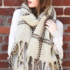 {October Love} Khaki Scarf